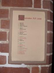 Lehrfahrt 2008